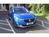 mg zs 1.5 petrol exclusive 2020