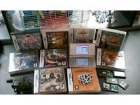 Nintendo DS lite console and Games exeter