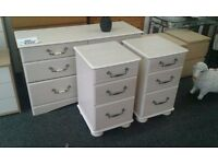 Matching Bedside Cabinets, Ex-Display!