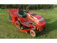"Countax C800HE Ride on Mower 18HP V Twin 48"" Cutter Deck"