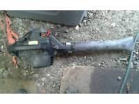 Mccullock petrol blower