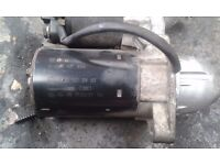 STARTER MOTOR MERCEDES-BENZ CCLASS SPORTS COUPE2003 1.8PETROL(automatic) cl203