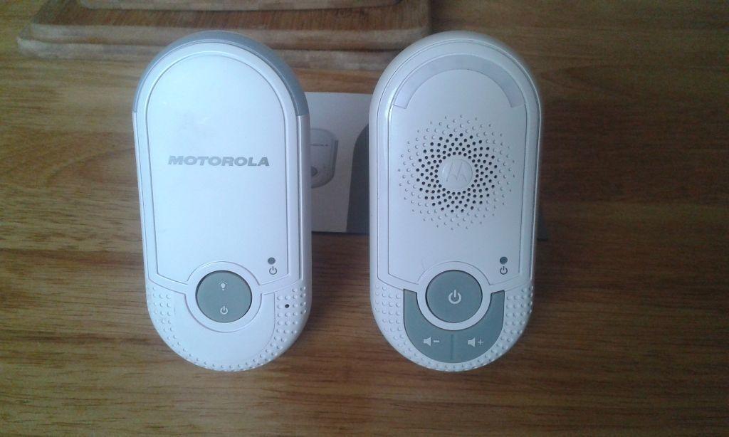 motorola plug in monitors 8 in beaufort blaenau gwent gumtree. Black Bedroom Furniture Sets. Home Design Ideas