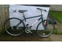Hybrid real Clifton mountain bike