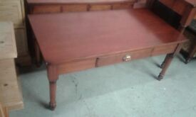 LAURA ASHLEY COFFEE TABLE WITH DRAWER £120.00