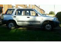 Honda CRV 11 months MOT,