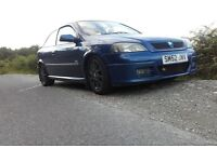 Vauxhall astra 1.8 sri...coilovers, exhaust... mot end aug