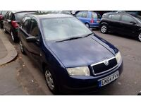 SKODA FABIA 1.4 16 V AUTOMATIC MOT JULY 2017 PX WELCOME