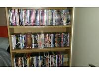 DVDs over 100 titles