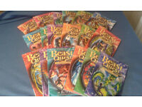 Beast Quest Books - numbered 12 through to 30