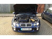 Rover 25 1.4 ,16 valve Petrol (negotabile)