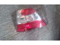 Genuine 1999-2006 Honda civic rear lamps Type-S, imagine
