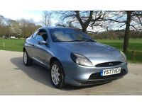FORD PUMA FULL SERVICE HISTORY 12 MONTHS MOT