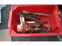 Joblot of tools nice lot