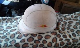 1960 crash helmet