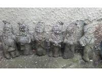 Vintage gnomes