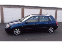 2005 Kia Cerato 1.6 Manual 5Doors With 12 Month MOT PX Welcome