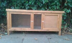 Pet cage - rabbit/guinea pigs