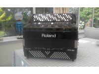 Roland FR3XB Accordian