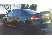 2007 Saab 93 1.9 TiD Vector Sport Anniversary Edition in Black 150BHP