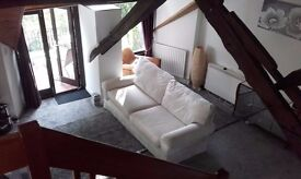 2 bed unfurnished cottage to let