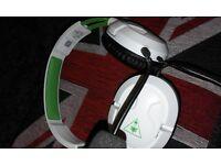 Xbox One Turtle Beach Gaming Headset.