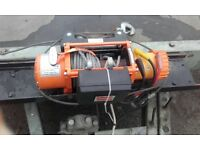 6 ton winch flat bed