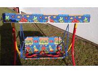 Child's Garden Swing Chair