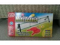 Chad Valley Mini Tennis