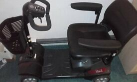 Electric Mobility Rascal Veo X Boot Scooter For Sale - Nearly Brand New.