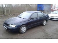 Toyota Carina E 1.6 petrol LHD LEFT HAND DRIVE AIR CONDITION