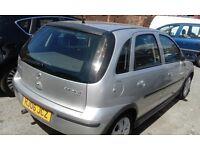 Vauxhall Corsa 1.2 5door low mileage