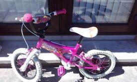 Girls BeeBop bike - great condition