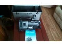 Sony shoulder camcorder