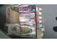 COMPLETE Ancestral trail magzines with a3 and unopened cards £70 just sold ebay for 100/105 read blw