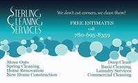 Sterling Cleaning Services