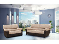 *BRAND NEW* Candy sofas/ 3+2 seater sofa set or corner sofa..... AVAILABLE IN LEATHER & FABRIC