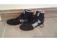 Lonsdale Contender Boxing Boots size 5