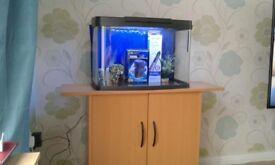 Fish tank 64 litres