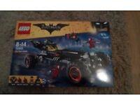 "Lego - ""The Batman Movie"" The Batmobile (70905)"