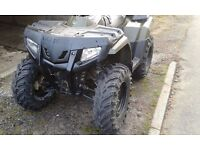Polaris Sportsman 450cc Quad Bike 2010