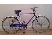 Classic 1974 VINDEC Gents Bike 21''