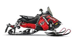 2017 Polaris 600 RUSH XCR