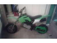 Kids 50cc mini motor
