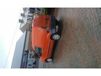 Renault kangoo 1.9d orange van