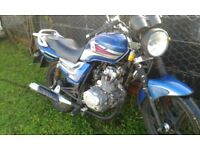 Lexmoto Arrow 125 cc