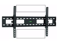 """New Brateck High Quality Large TV Wall Bracket. Fits 37"""" - 63"""" Flat & Curved Screen TV's"""