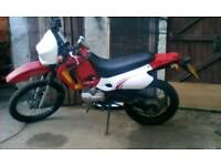 200cc road motor bike