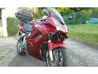 For sale honda vfr800 vtec