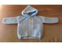 Hand Knitted Baby Jackets